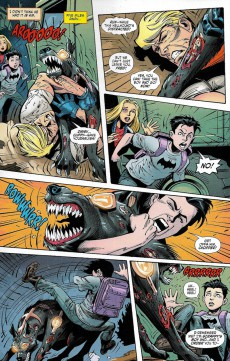 Extrait de Scooby Apocalypse (2016) -16- The Sacrifice!