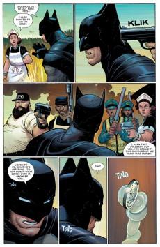Extrait de Batman Rebirth (DC Presse) -3- Tome 3