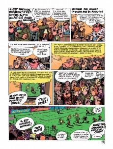 Extrait de La vedette -INT- Les Exploits de l'Olympic F.C.