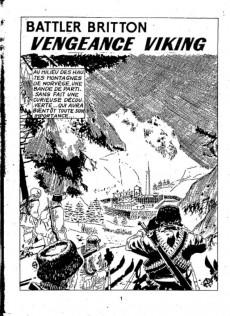 Extrait de Battler Britton -468- Vengeance viking