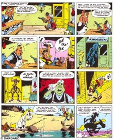 Extrait de Lucky Luke -62f16- Les dalton à la noce