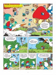 Extrait de Les schtroumpfs -35- Les schtroumpfs et les haricots mauves