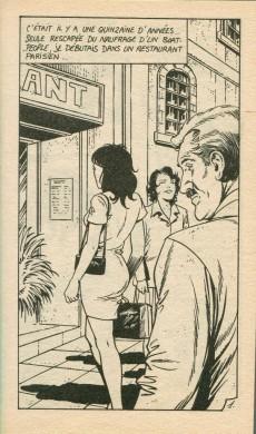 Extrait de Confessions érotiques BD (Média 1000) -82- Tina : En débarquant du Vietnam, je suis devenue serveuse dans un salon très spécial...