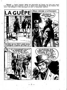 Extrait de Frimousse et Frimousse-Capucine -147- Mandrin, le bandit gentilhomme