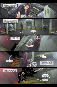 Extrait de Deadpool -8- Agent X