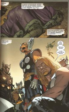 Extrait de Secret Wars : Thors