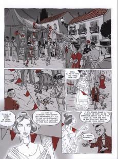 Extrait de Ermo -INT01- Les fantômes de Ermo - Volume 1/2