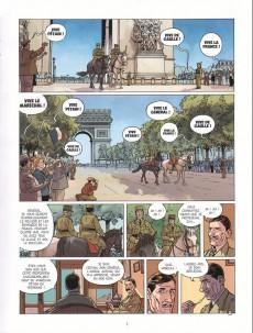 Extrait de Charles de Gaulle (Le Naour/Plumail) -3- 1944 - 1945 L'heure de vérité