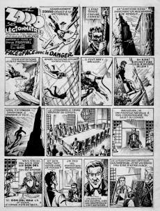 Extrait de Hurrah! (Collection) -40- Face à face avec le danger (Zorro et les légionnaires)