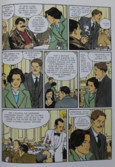 Extrait de Max Fridman (The aventures of) -1- No Pasaran! Volume 1