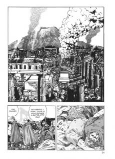 Extrait de Pline -4- La colère du Vésuve