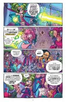 Extrait de I Hate Fairyland -2- Sur le trône