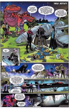 Extrait de Inhumans vs X-Men -3- Chapitre 3