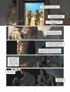 Extrait de Regiment (The) - L'Histoire vraie du SAS -1- Livre 1