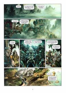 Extrait de Elfes -18- Alyana
