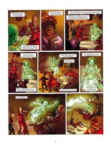 Extrait de Aspic, détectives de l'étrange -6- Rhapsodie Fantomatique