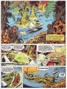Extrait de Luc Orient -4b81- La planète de l'angoisse