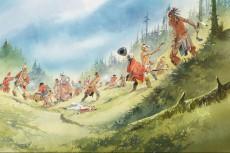 Extrait de (AUT) Prugne, Patrick - Le dernier des mohicans
