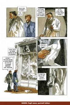 Extrait de A. Rodin, Fugit Amor, portrait intime
