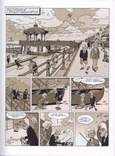 Extrait de Clifton -23- Just married