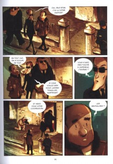 Extrait de SuperS -3- Home Sweet Home