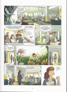Extrait de Le jour où... (Beka/Marko) -2- Le jour où elle a pris son envol