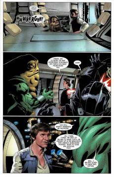 Extrait de Star Wars Vol.2 (Marvel comics - 2015) -35- The Hutt Run