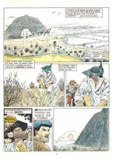 Extrait de Les chemins de Malefosse -5- L'or blanc