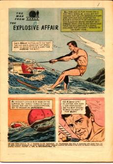 Extrait de Man from U.N.C.L.E. (The) (Gold Key - 1965) -1- (sans titre)