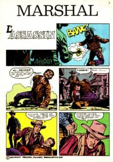 Extrait de Marshal, le shérif de Dodge city -4- L'assassin