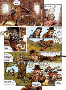 Extrait de La légende de Cassidy -1- 100 tueurs dans la plaine