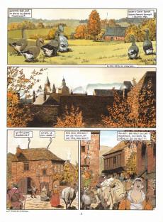 Extrait de Les chemins de Malefosse -8- L'herbe d'oubli
