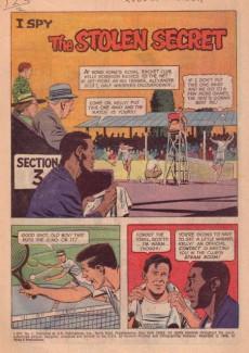 Extrait de I Spy (Gold Key - 1966) -1- (sans titre)