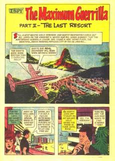 Extrait de I Spy (Gold Key - 1966) -5- (sans titre)