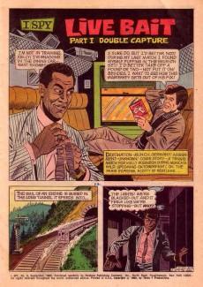 Extrait de I Spy (Gold Key - 1966) -6- (sans titre)