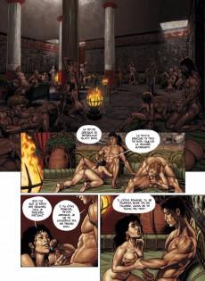 Extrait de Inguinis -1- L'Esclave du Panthéon