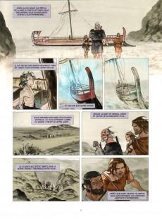 Extrait de Les derniers Argonautes -3- L'Orbe du monde