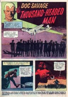 Extrait de Doc Savage (Gold Key - 1966) -1- (sans titre)
