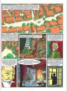 Extrait de Les grands Classiques de la littérature en bande dessinée -18- Don Quichotte