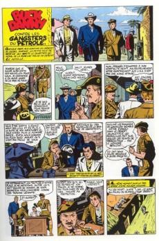 Extrait de Buck Danny -9c1983- Les gangsters du pétrole