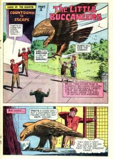 Extrait de Land of the giants (Gold Key - 1968) -2- Countdown to Escape!