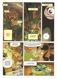 Extrait de Monster Allergy -3- Magnacat