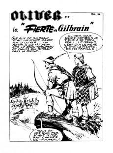 Extrait de Oliver -8- La fierté de Gilbrain