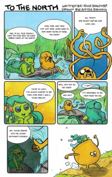 Extrait de Adventure Time Comics (2016) -4- Adventure Time Comics