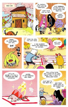 Extrait de Adventure Time Comics (2016) -5- Adventure Time Comics