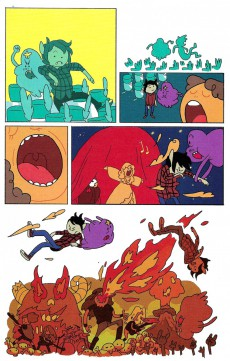 Extrait de Adventure Time Comics (2016) -8- Adventure Time Comics