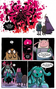 Extrait de Adventure Time Comics (2016) -10- Adventure Time Comics