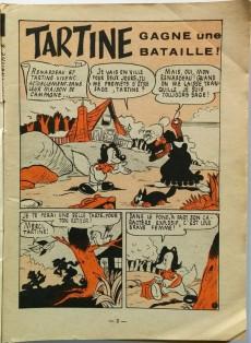 Extrait de Tartine -6- Tartine gagne une bataille