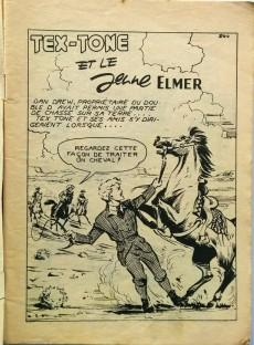 Extrait de Tex-Tone -30- Tex-Tone et le jeune Elmer