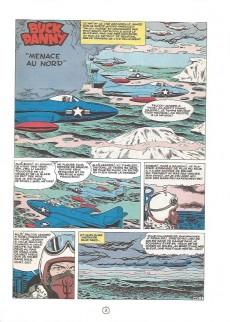 Extrait de Buck Danny -16e1984- Menace au nord